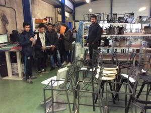 "Fabricants de chaise ""design"""