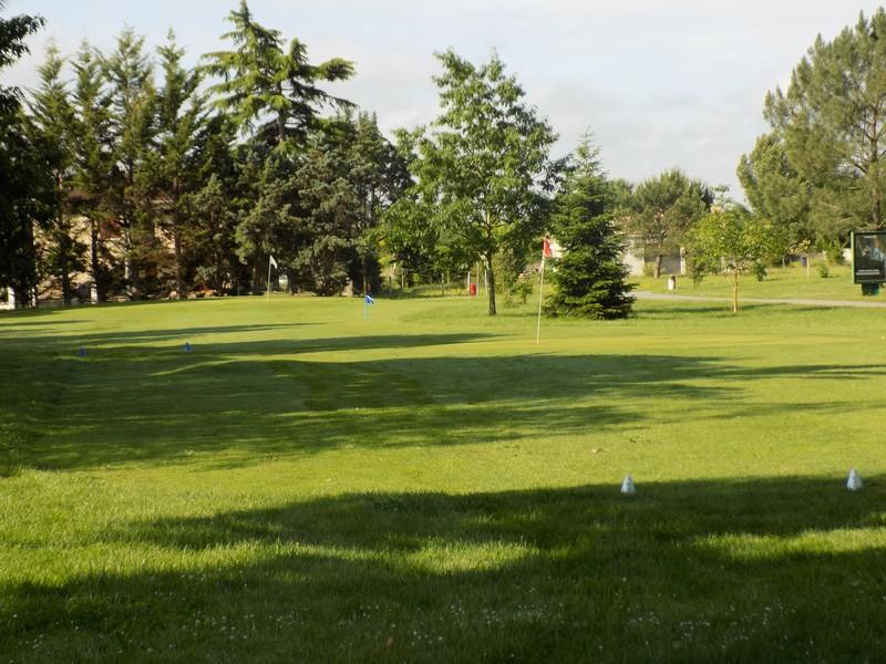 La Section Golf accueille l'école de Birac