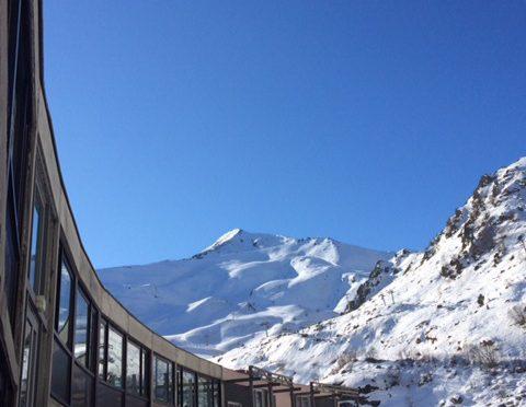 Mardi c'est du ski…..