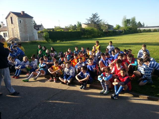 Tournoi Rugby 6ème
