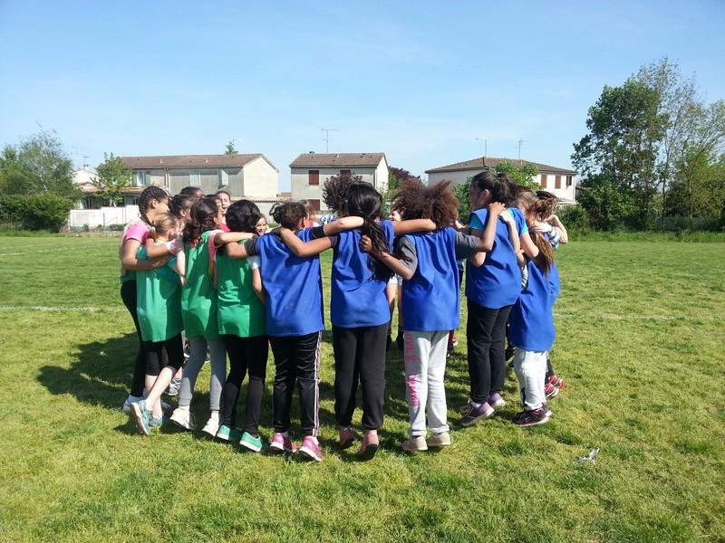 Rugby 6ème