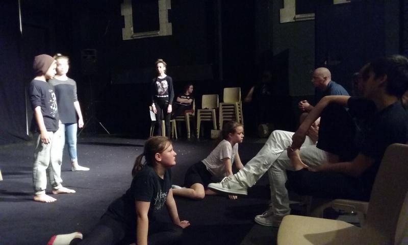 Atelier théâtre-musique Derniers jours de répétitions